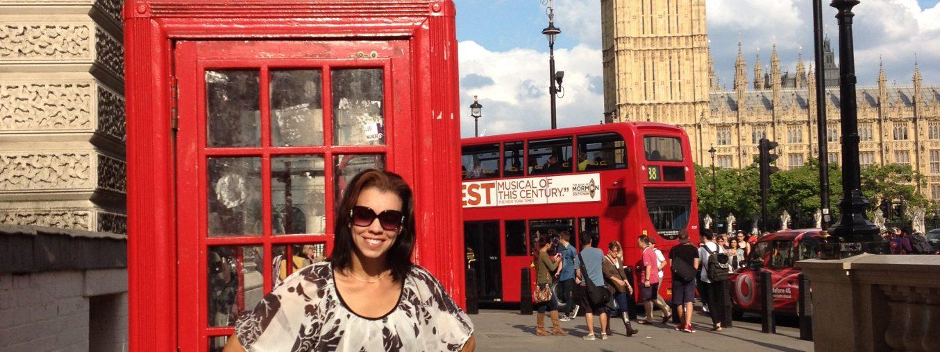 Across the Pond: London and Paris